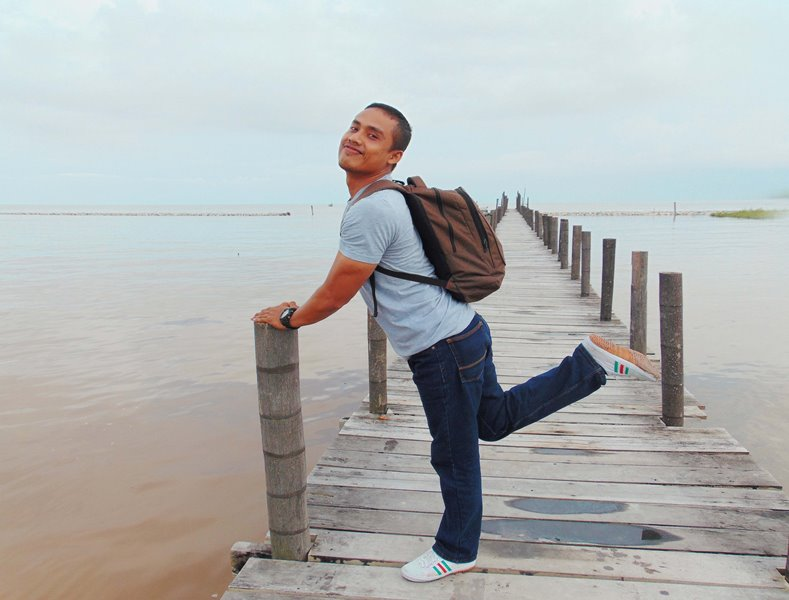Pantai Parit Senang, Objek Wisata Baru di Rangsang Pesisir, Selatpanjang, Cara menuju ke pantai Parit Senang
