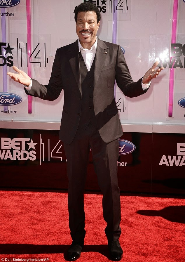 article 2674348 1F4107B300000578 392 634x897 Red Carpet photos from 2014 BET Awards + Full List of Winners