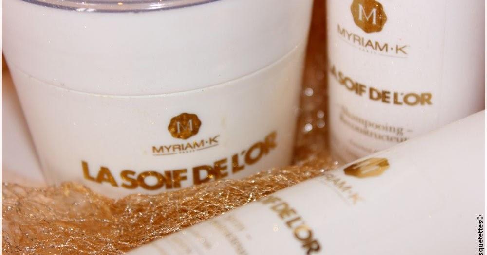 Myriam k mes cheveux blonds adorent la soif de l 39 or blog for Myriam k salon
