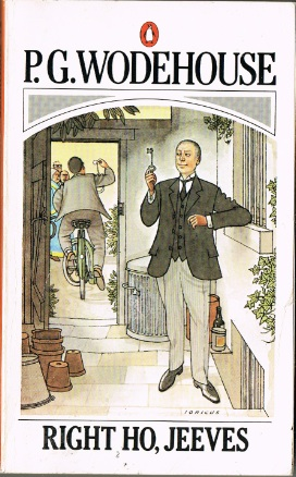 Right Ho Jeeves by Wodehouse