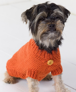 04fa74b6 Perfect Fit Dog & Cat Sweater