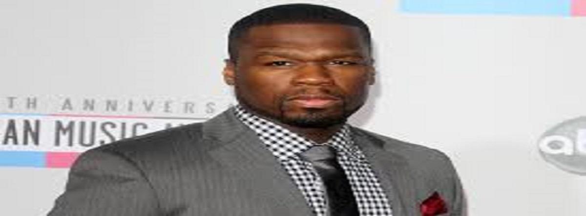 rapero 50 Cent por decir groserías
