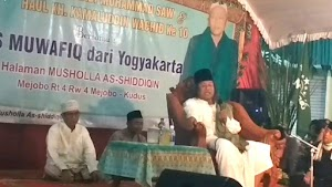 Cerita Teladan KH Kamaluddin Wahid Mejobo Kudus