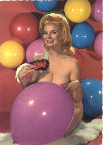 Baloon Fetish 8