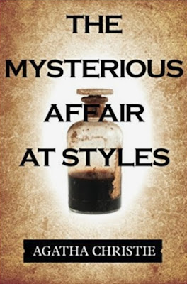 The Mysterious Affair at Styles by Agatha Christie (book cover)