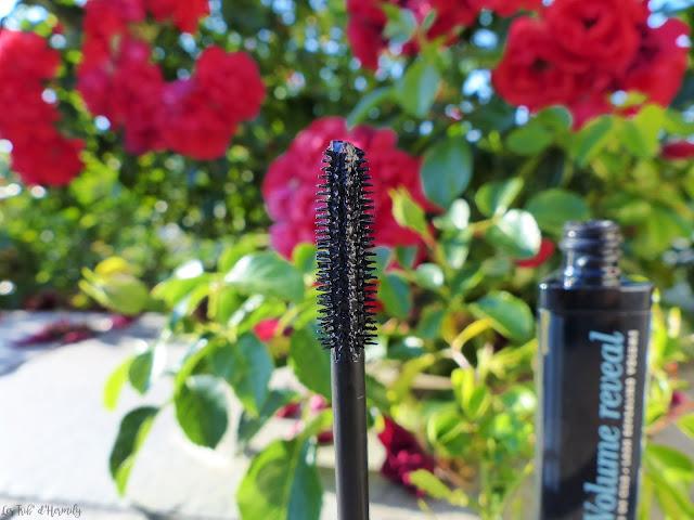 Mascara Volume Reveal Bourjois waterproof noir