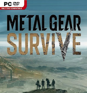 Metal Gear Survive Free Download PC Game