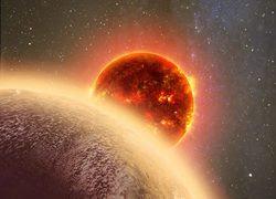 أكتشاف اﻷرض العمﻻقة على بعد 39 سنة ضوئيّة تقريباً من الأرض