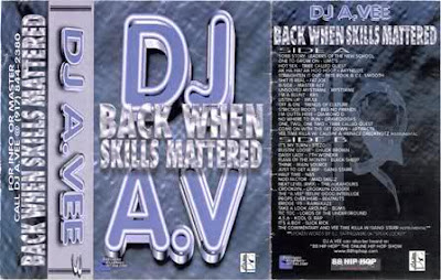 DJ Avee - Back When Skills Mattered