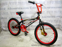 Sepeda BMX Pacific Zeckrom 2.0 Free Style Rangka Aloi 20 Inci