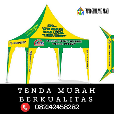 Tenda Murah Berkualitas Surabaya TELP WA 0852-1322-8282