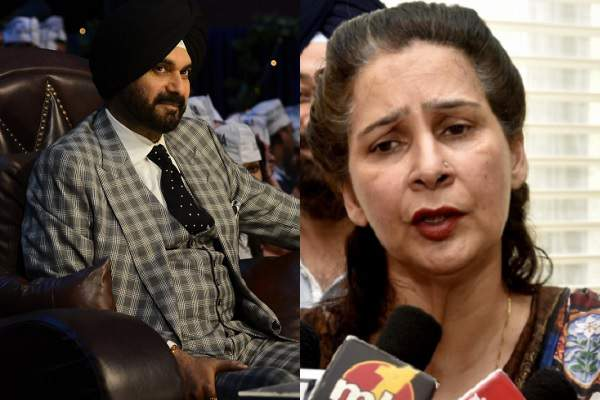 Sidhu and his wife quit BJP, Next move still in limbo