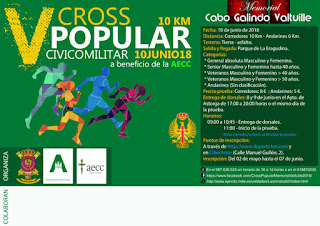 Cross Popular Cabo Valtuille