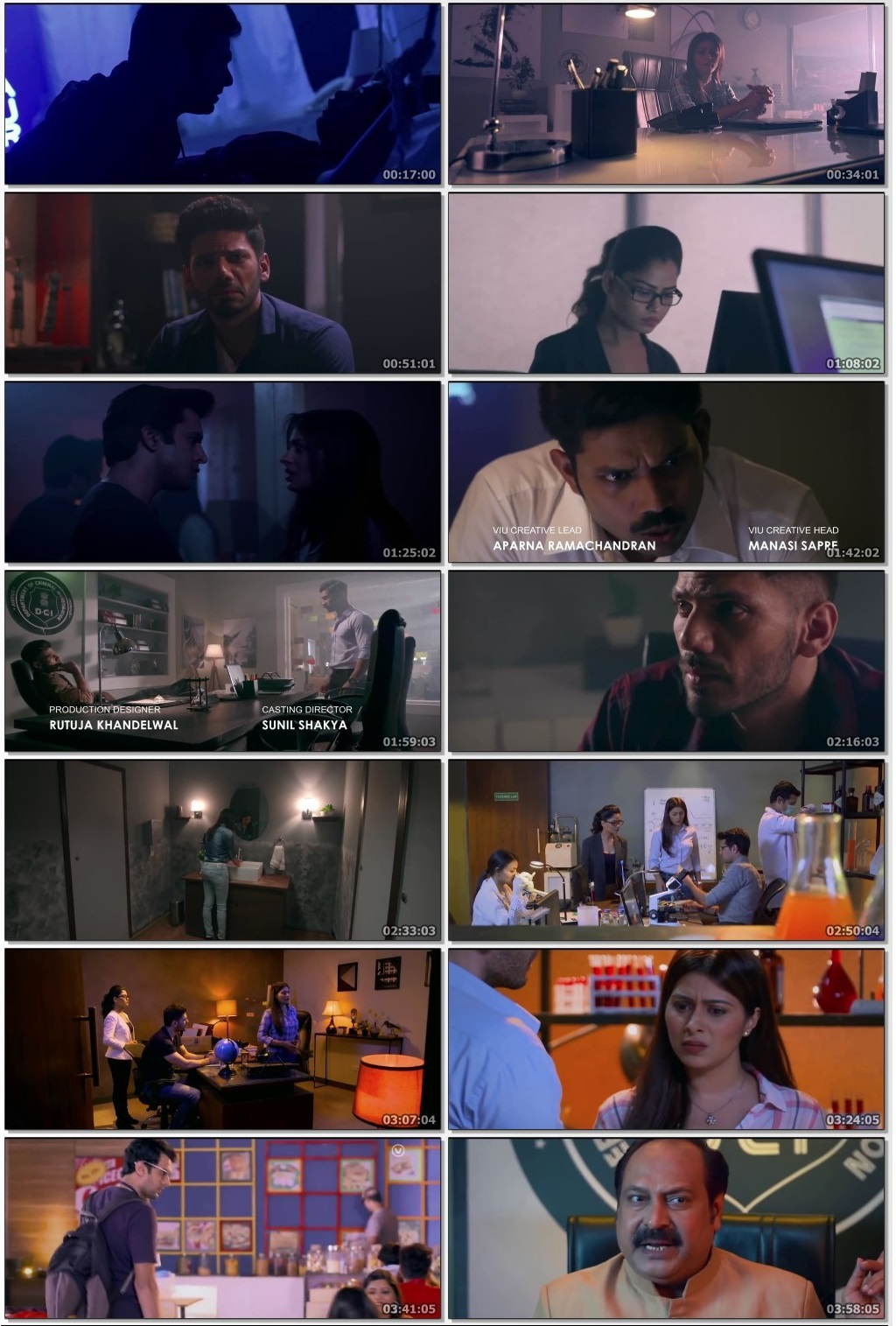 Screenshots Of Hindi Show Unafraid Season 01 2019 Complete - All Episodes 300MB 720P HD