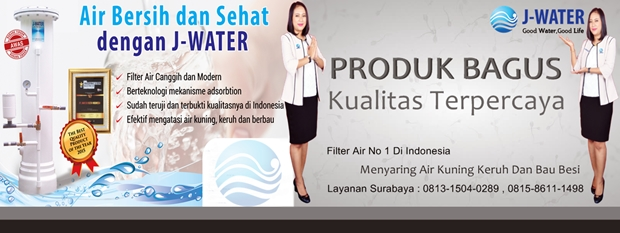 filter air sidoarjo
