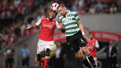 Maillot Sporting CP Diaby