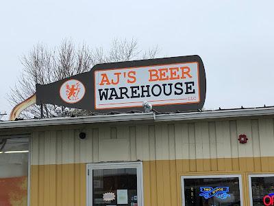 AJ's Beer Warehouse