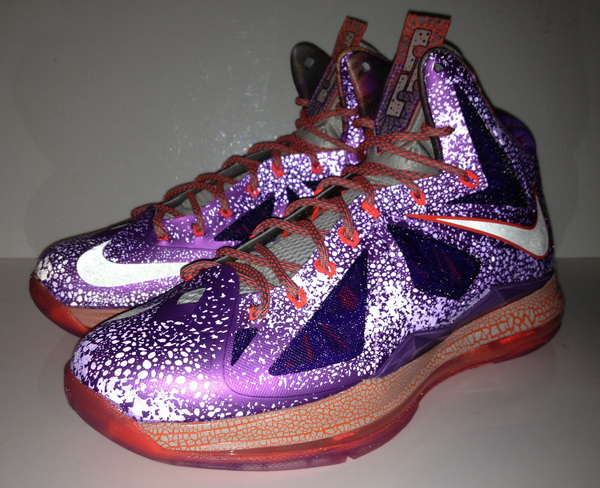half off c2d91 f7678 Nike LeBron 10  Area 72  Packaging and Release Info