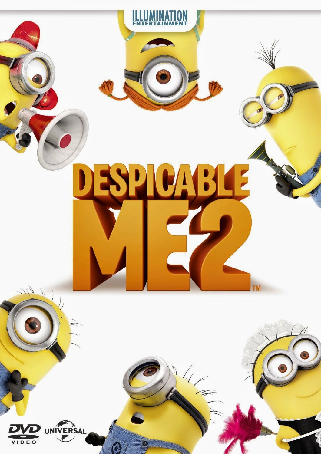 Despicable Me 2 2013 - Full (HD)