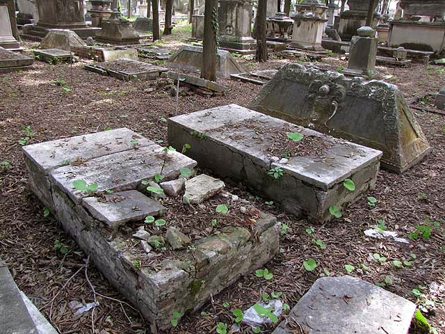 Old English Cemetery, Livorno
