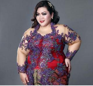 Baju Kebaya Big Size Model Terbaru Ukuran Plus Payet Tile Pengantin Brokat Wisuda