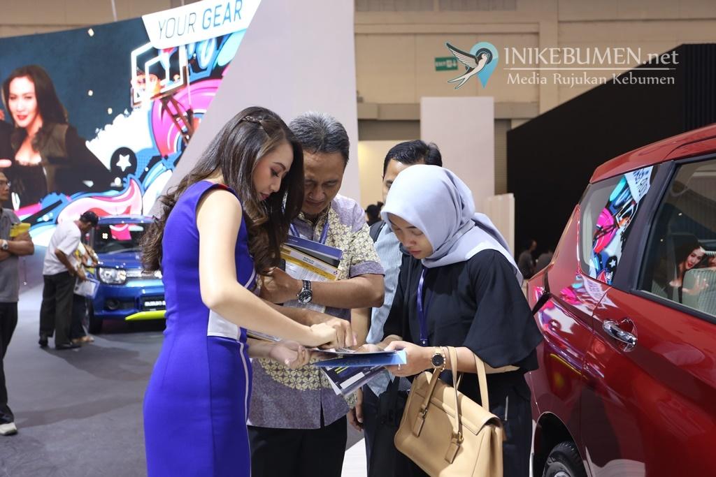 Suzuki Raih Dua Penghargaan GIIAS Awards 2018