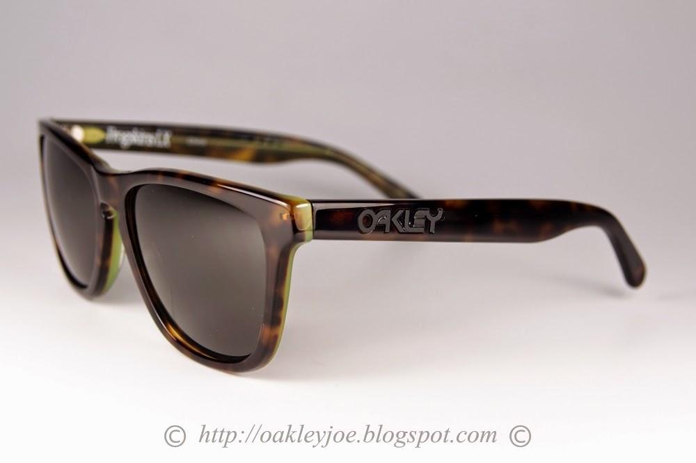 01e4e269e51 Oakley Frogskins Lx Grey Tortoise « Heritage Malta