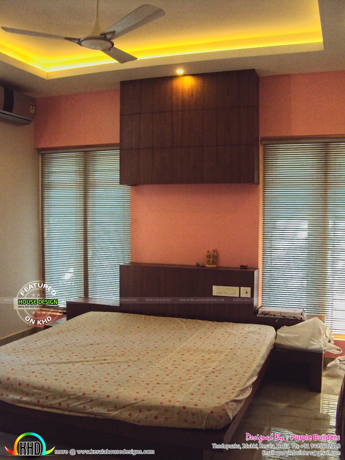 Finished Interior Designs In Kerala: Kerala Home Design And Floor
