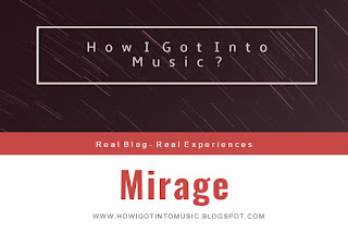 HOWIGOTINTOMUSIC Mirage New Song By George Hentu