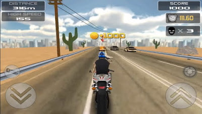 Best Racing Android Game: Moto Kill 3D