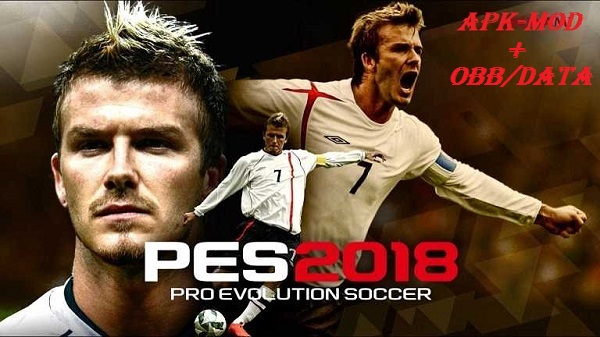 Download PES 2018 APK Mod Data – Pro Evolution Soccer 18 Android