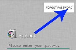 Unlock Apps step 1