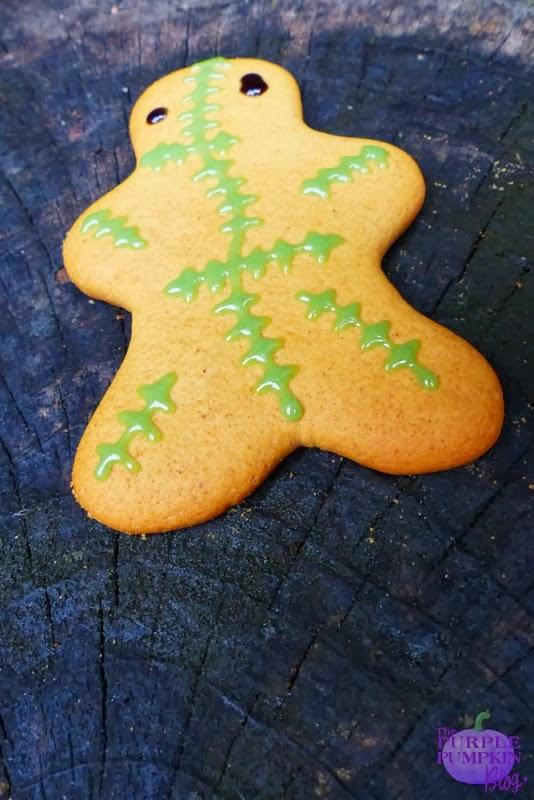#Halloween Gingerbread Fiends #CraftyOctober