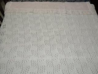 Vittoria Baby Blanket
