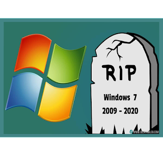 Microsoft is ending support for Windows 7