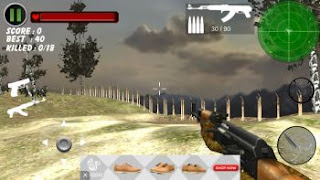 Commando Adventure Shooting v4.8 Mod Apk Unlimited Money