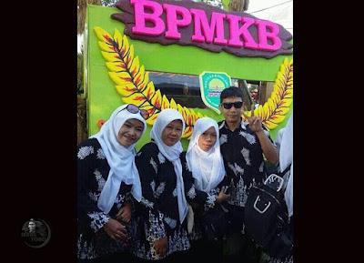 Pawai Alegoris BPMKB, Kec.Pagaden Barat Meriahkan HUT Kabupaten Subang ke-68. Foto kiriman dari Bang Yos