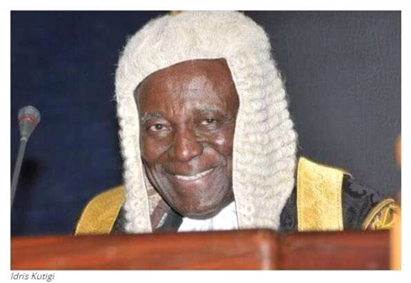 @GovernorIkpeazu mourns, described late Justice Kutigi as an impartial jurist of all times