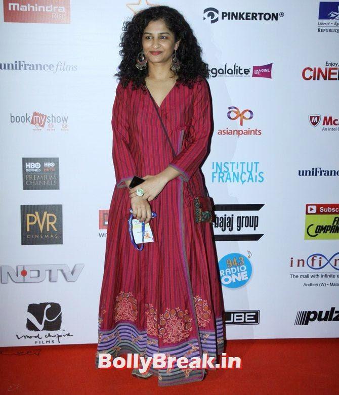 Gauri Shinde, Mumbai Film Festival 2014 Photos