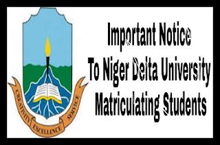 Image for Niger Delta University Logo