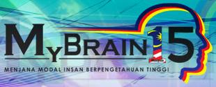 Biasiswa MyBrainSc Scholarship 2015