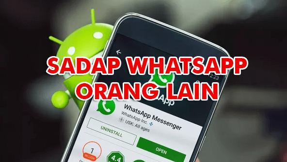 Cara Sadap Whatsapp Orang Lain Dengan Clonapp Messenger