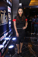 Meghana Gore looks super cute in Black Dress at IIFA Utsavam Awards press meet 27th March 2017 48.JPG