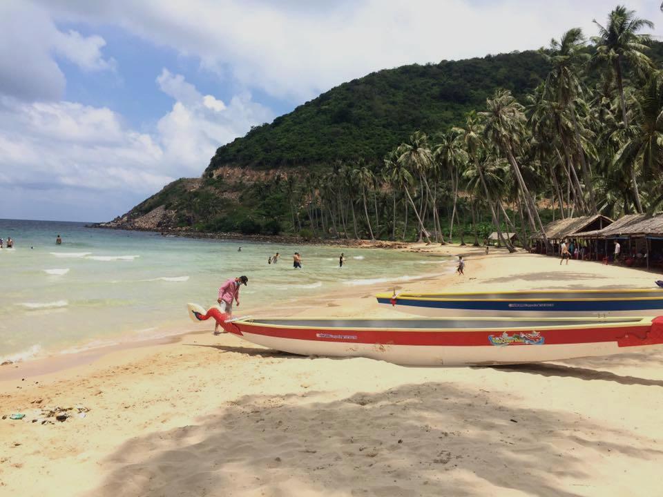 Đi đảo Nam Du nên ở nhà nghỉ khách sạn nào, tại đâu