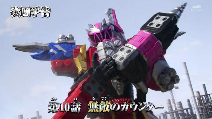Spoiler Kishiryu Sentai Ryusoulger Episode 10, Debut Kishiryu-Oh Ankyrose