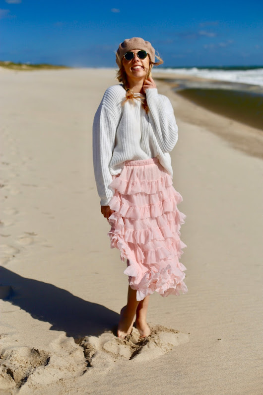 soguemoments: Fall Beach Day in East Hampton