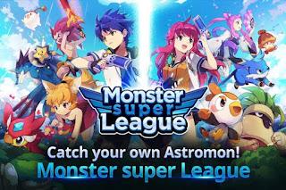Monster Super League Mod APK v1.0.17012601 Full Unlocked Terbaru