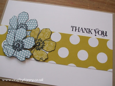 Fabulous Florets, Curly Cute Stampin' Up!