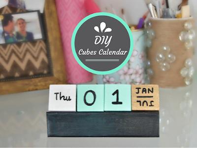 Vikalpah Diy Round Perpetual Calendar With Free Printable Template