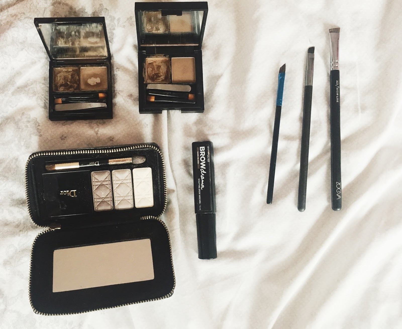 Blondxzilla Holy Grail Eyebrow Products